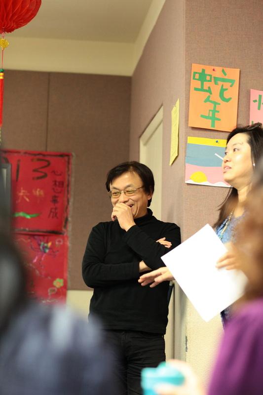 鋼琴合奏的魔力與魅力- 徐錦東老師教學分享 03.18.2013